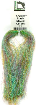 Hareline KRYSTAL FLASH Mixed Colors KF13
