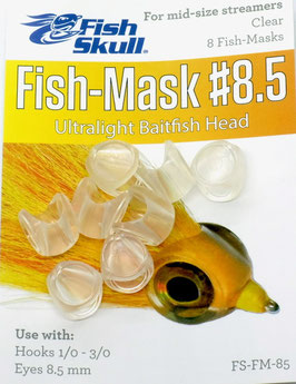 Fish Skull FISH MASK #8.5 FS-FM-85