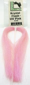 Hareline KRYSTAL FLASH UV Pink KD289