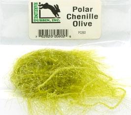 Hareline POLAR CHENILLE Olive PC263