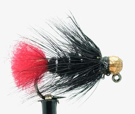 Yangoo TUNGSTEN JIG Black Copper #8