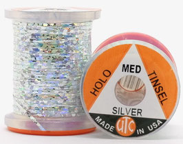 UTC HOLO FLAT TINSEL Silver