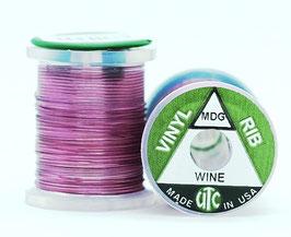 UTC VINYL RIB Wine
