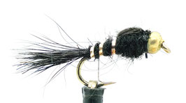 Yangoo GK Hare's Ear Black #18
