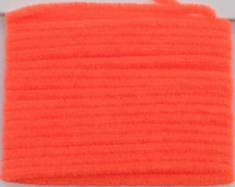 Hareline CHENILLE FINE Fl. Orange