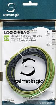 Salmologic LOGIC HEAD 20g./ 308grains FLOATING/ SINK3