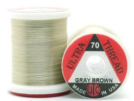 UTC ULTRA THREAD 70 Den. Gray Brown UT7143