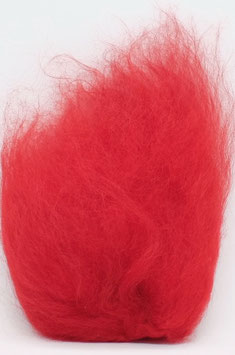 Hareline ISLANDIC SHEEP HAIR Red