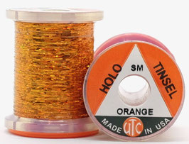 UTC HOLO FLAT TINSEL Orange