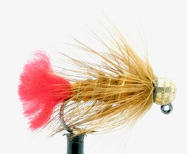 Yangoo TUNGSTEN JIG Brown Gold #8