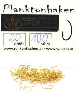 Websta PLANKTONHAKEN GOLD