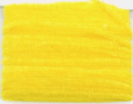 Hareline CHENILLE Yellow