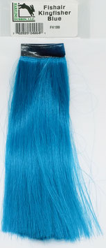 Hareline FISHHAIR Kingfisher Blue FH199