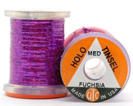 UTC HOLO FLAT TINSEL Fuchsia