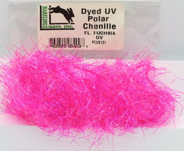Hareline UV POLAR CHENILLE Fl. Fuchsia PCUV131