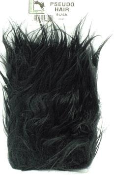Hareline PSEUDO HAIR Black