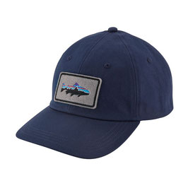Patagonia FITZ ROY TROUT PATCH CAP Classic Navy