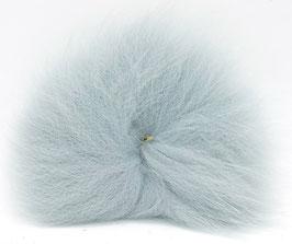 Orkla Fur & Feather ARCTIC FOX TAIL Gray