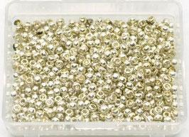 Websta GLASPERLEN Silber GP09