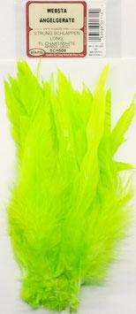 Wapsi SCHLAPPEN Fl. Chartreuse/White SCH509