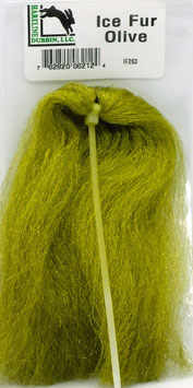 Hareline ICE FUR Olive IF263