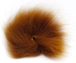 Orkla Fur & Feather ARCTIC FOX TAIL Fiery Brown
