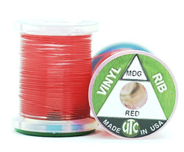 UTC VINYL RIB Red