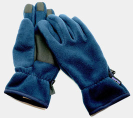 Patagonia SYNCH GLOVES NAVY BLUE