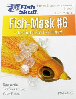 Fish Skull FISH MASK #6 FS-FM-06