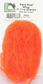 Hareline PARA POST WING Fl. Fire Orange PPW129