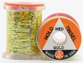 UTC HOLO FLAT TINSEL Gold