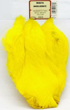Wapsi SALMON HEN NECK Bright Yellow HS018