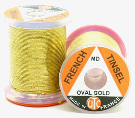 UTC FRENCH TINSEL OVAL Gold Medium