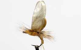 J:son MAYFLY EMERGER 1 Olive Brown