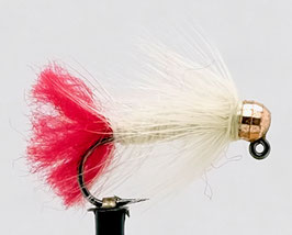 Yangoo TUNGSTEN JIG White Copper #8
