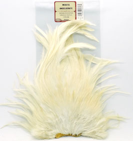 Wapsi INDIAN ROOSTER SADDLE PATCH Creme RP201