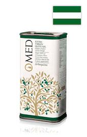 Olivenöl O MED Arbequina Dose 250ml
