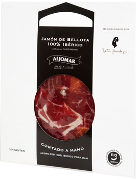 Pata Negra Bellota von Hand geschnitten 100g