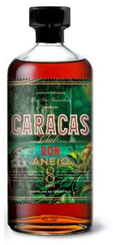 Rum Caracas 8 Jahre