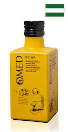 Olivenöl O MED Yuzu 250ml