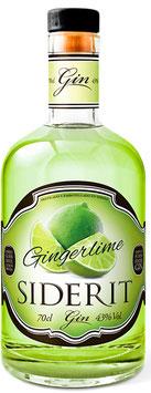 Siderit Gingerlime