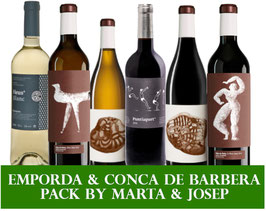 Emporda & Conca de Barbera Pack
