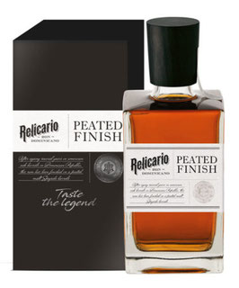 Relicario Rum Peated Finish