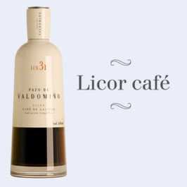 Licor de Café - Premium Kaffeelikör