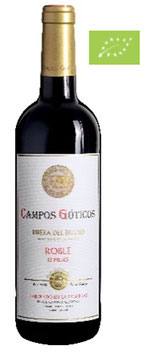 Campos Goticos Roble BIO 2015 - Aktion 25% Rabatt