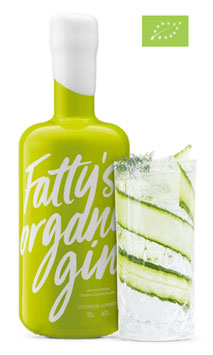 Fatty's Organic London Dry Gin