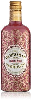 Padro & CO Rojo Clasico