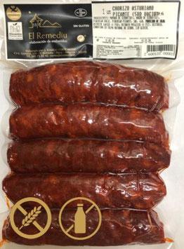 Chorizo Asturiano Picante 450g