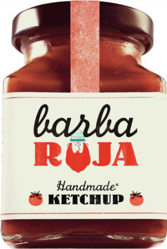 Barba Roja - Handmade Ketchup