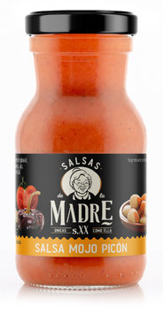Salsa Mojo Picon 200ml